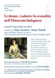 L Ottocento bolognese - Le salariate dell amore-page-001