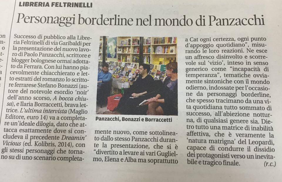 La nuova ferrara u2013 18 novembre 2015 « maglio editore