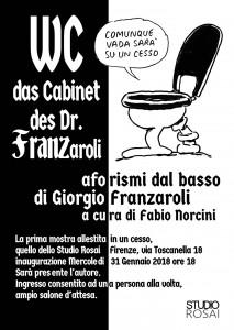 mostra Firenze Franzaroli
